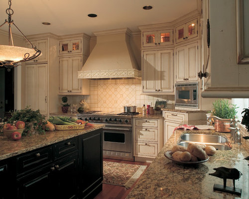 Taupe Kitchen Cabinets Home Design Ideas Pictures