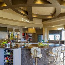 Southwestern Kitchen by John Magnoski Photography