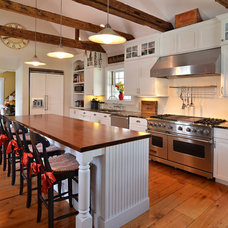 Farmhouse Kitchen by Susan Durling