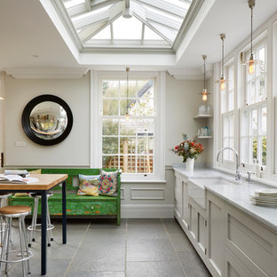 A Family Kitchen Garden Room