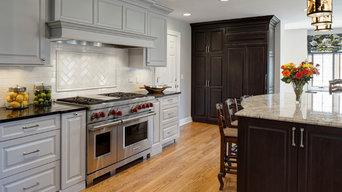 A Fresh Transitional Kitchen - Naperville, IL