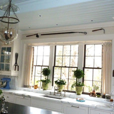 Traditional Kitchen by Cory Spencer Partners