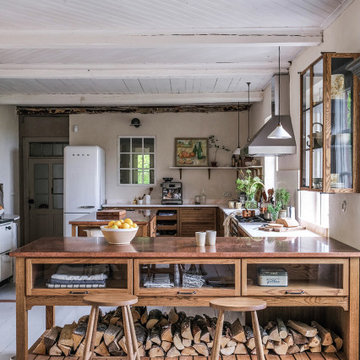 A Haberdasher's Hideaway In Skåne, Sweden by deVOL