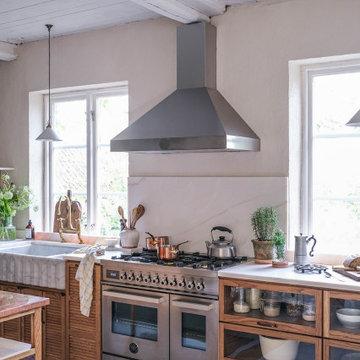 A Haberdasher's Hideaway In Skåne, Sweden by deVOL
