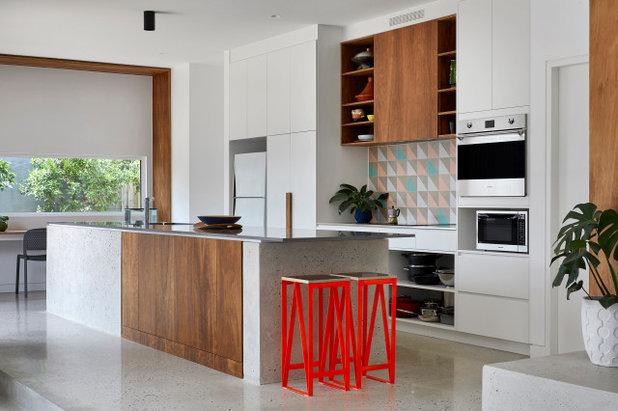 Scandinavian Kitchen by Poly Studio
