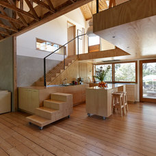 Farmhouse Kitchen by Andrew Simpson Architects