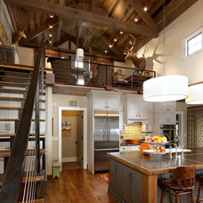 Rustic Kitchen by Carissa Trygstad @ Showplace Kitchens