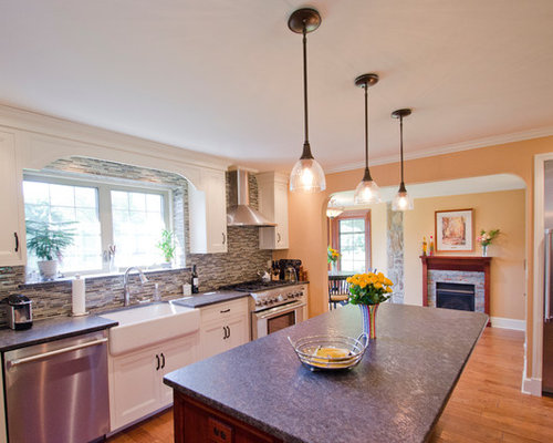 Earth Tone Backsplash Ideas, Pictures, Remodel and Decor