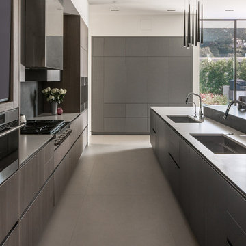 A Kitchen Fit For Entertaining | Beverly Hills, CA