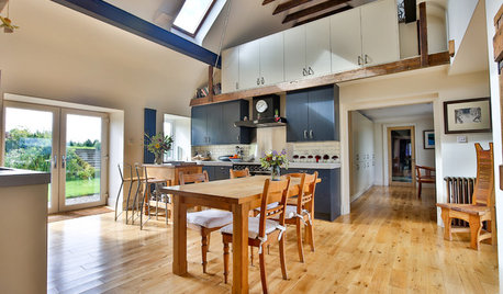 Kitchen Tour: Open-plan Living in a Converted Scottish Farmhouse