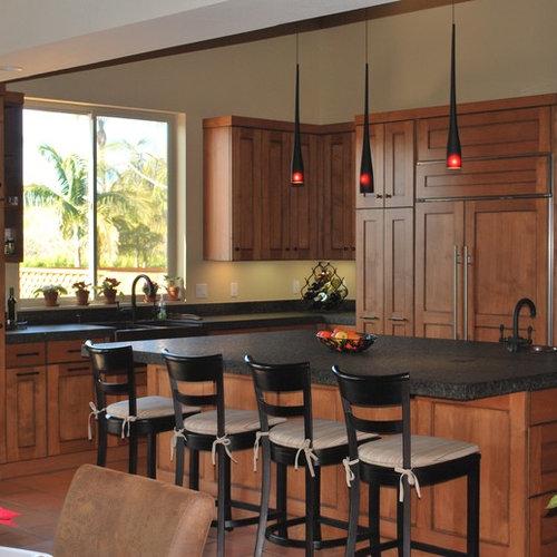 Kitchen Countertops San Francisco: Rough Granite