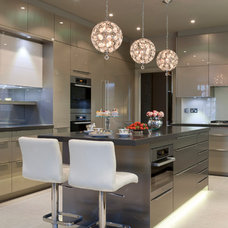 Contemporary Kitchen by Neil Lerner