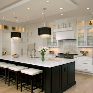 75 Most Popular Galley Open Concept Kitchen Design Ideas For 2019