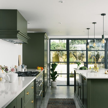 A Kitchen in Hove