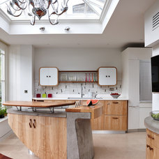Contemporary Kitchen by Johnny Grey Studios