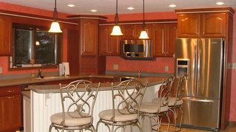 A Kitchen on Kiggins
