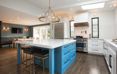 Kitchen of the Week: Seattle Addition Can Handle a Crowd