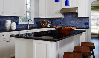 A Kitchen Remodel that Sings the Blues!