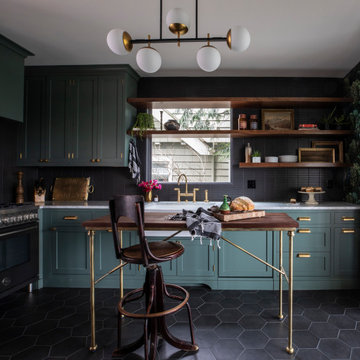 A Kitchen Renovation by Donna DuFresne Interior Design