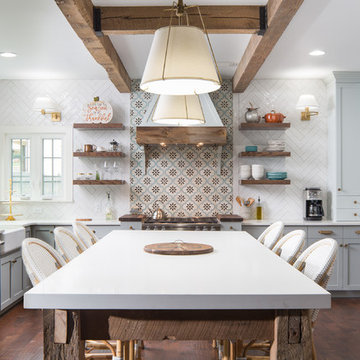 A Kitchen to Grow Up In.