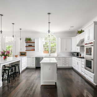 A Kitchen Update with more functional Peninsula - Marietta