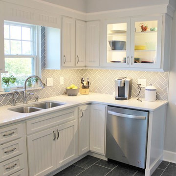 A Kitchen With Country Charm Harvests Style and Comfort