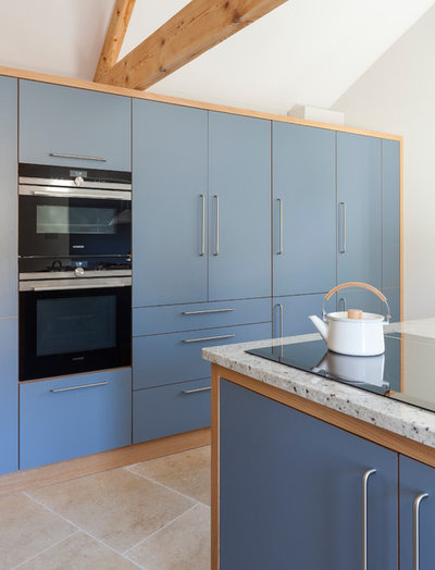 Contemporary Kitchen by Stephen Graver