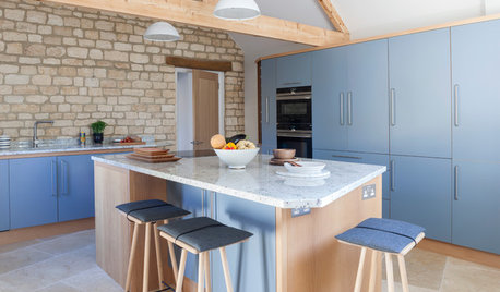 Kitchen Tour: A Barn Conversion Gets a Scandi Makeover