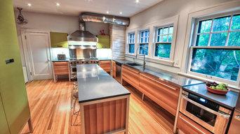 A Modern Contemporary Kitchen Renovation