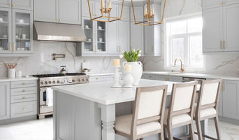 A modern Kitchen With a Traditional Touch