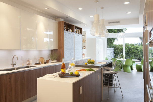 Modern Kitchen by DKOR Interiors Inc.- Interior Designers Miami, FL
