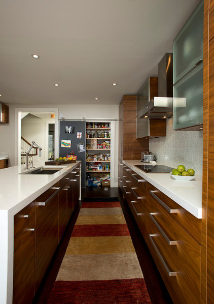 Modern Kitchen by Erin Hoopes