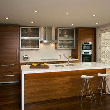 Modern Kitchen by Erin Hoopes