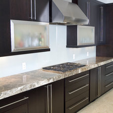 Contemporary Kitchen by Shoreline Cabinet Company