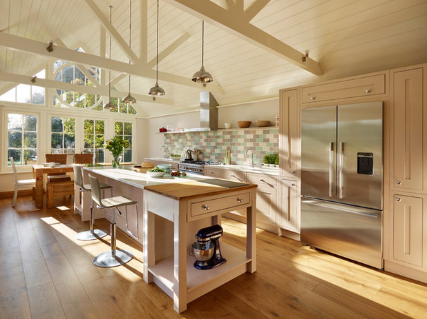 Traditional Kitchen by Nicholas Anthony