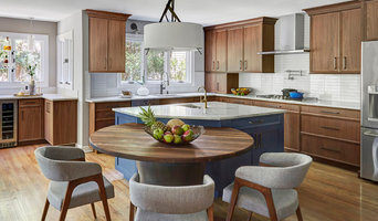 A Naturally Modern Kitchen Remodel