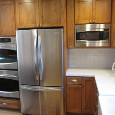 Traditional Kitchen by Jared Lewis Construction