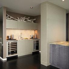 Contemporary Kitchen by William Roy Designer Kitchens