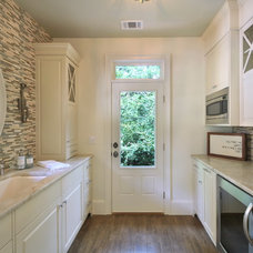 Traditional Kitchen by Cynthia Karegeannes, Registered Architect