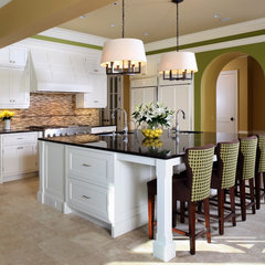 contemporary kitchen by Sroka Design, Inc.