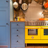A Kitchen That Cooks With Color and Creativity