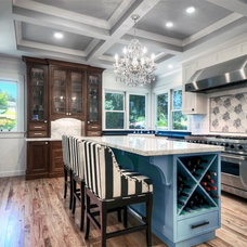 Traditional Kitchen by Clayton Nelson & Associates