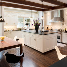 Contemporary Kitchen by Olson & Jones