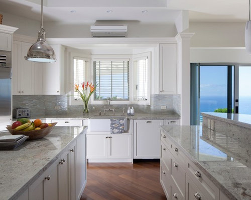 Hawaii granite home design ideas pictures remodel and decor for Kitchen cabinets hawaii