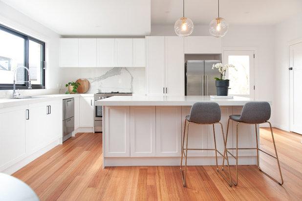 Transitional Kitchen by Zesta Kitchens