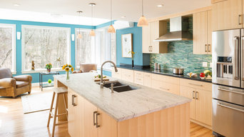 A Remodeling Trifecta: Beauty, Comfort and Efficiency