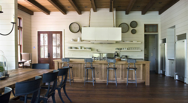 Eclectic Kitchen by The Berry Group