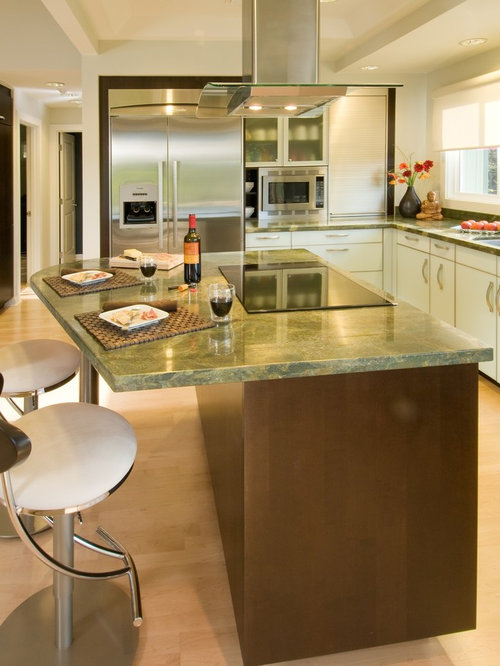 Countertop Overhang Home Design Photos