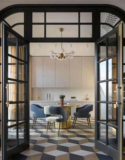 Современный Кухня by COVET HOUSE