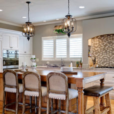 Contemporary Kitchen by Dave Fox Design Build Remodelers